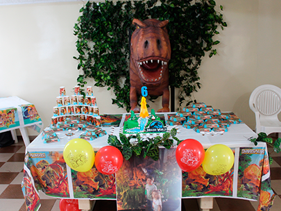 Dinosaurios Happy Party