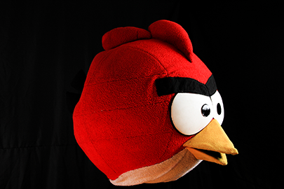 Angry-Bird Happy Party