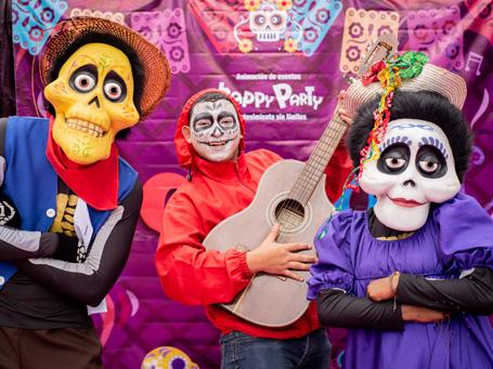 Show Coco Happy Party