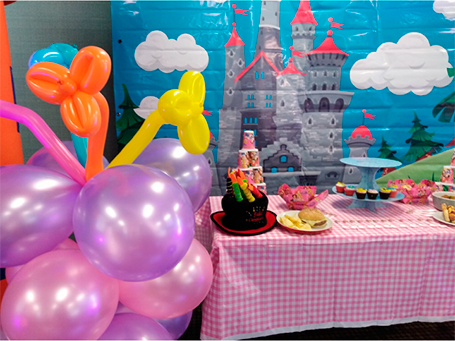 Happy Party Decoración