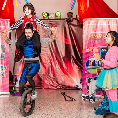 Monociclo Happy Party