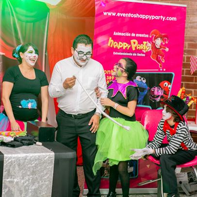 Magia Happy Party