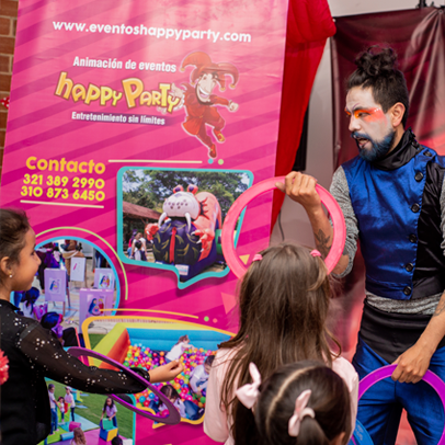Taller de Circo Happy Party