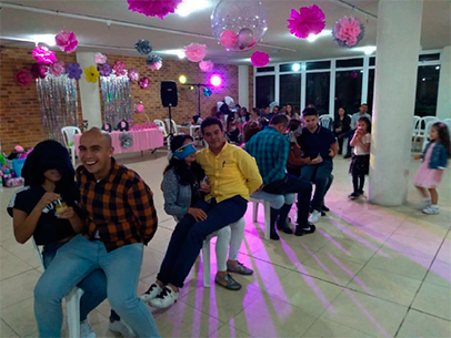 Baby Shower Happy Party
